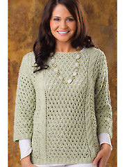 Seneca Lake Knit Pattern