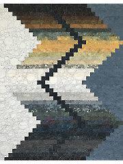 Zig Zag Quilt Pattern