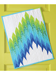 Mini Firelights Lane Quilt Pattern