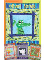 Sammy's Safari Quilt Pattern