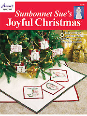 Sunbonnet Sue's Joyful Christmas