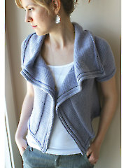 Lilas Cardigan Knit Pattern