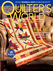 Quilter's World Autumn 2016