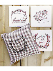 Farm Fresh One Embroidery Pattern