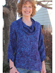Design 925 Tunic Sewing Pattern
