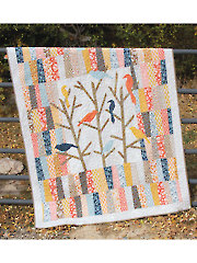 Blue Jay Way Quilt Pattern