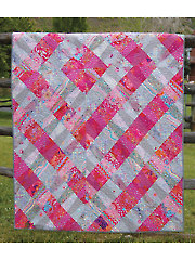 Maybe I'm Amazed Quilt Pattern
