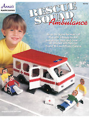 Rescue Squad Ambulance