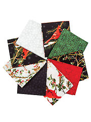 Cardinal Rule Fat Quarters - 9/pkg.
