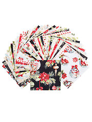 Woodland Holiday Charm Pack - 42/pkg.