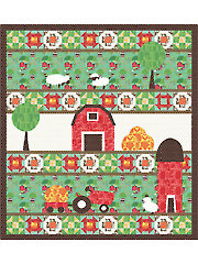 Time to Harvest Quilt Pattern