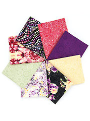 Irresistible Iris Fat Quarters - 8/pkg.