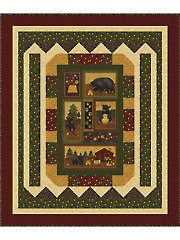 Bear Picnic Quilt Pattern