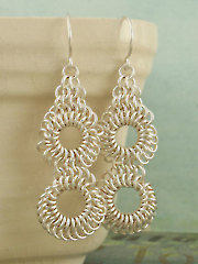 Tatted Lace Earrings Kits