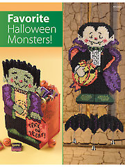 Favorite Halloween Monsters!