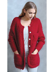 4593: Jackets Knit Pattern