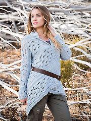 ANNIE'S SIGNATURE DESIGNS: Alamere Cardi Knit Pattern