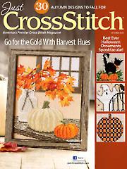 Just CrossStitch Sep/Oct 2016