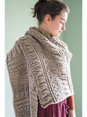 Greenwood Shawl Knit Pattern
