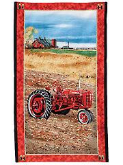 "Tractor Panel - 22 1/2"" x 40"""