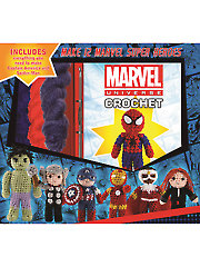 Marvel Universe Crochet Kit