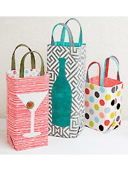 Bubbly Bags Sewing Pattern