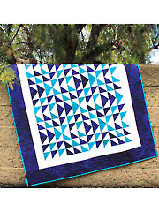 Angle of Incident Quilt Pattern