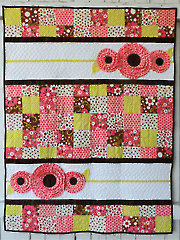 Pocket Full of Posies Quilt Pattern
