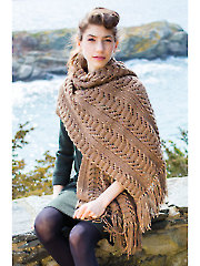 Yew Wrap Knit Pattern