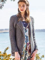 Jessamyn Cardi Knit Pattern