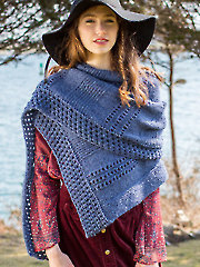 Tala Wrap Knit Pattern