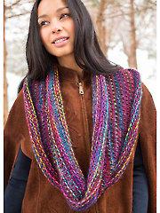 Kaleen Cowl Knit Pattern