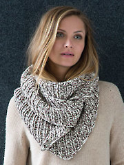 Windham Shawl Knit Pattern