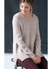 Chittenden Pullover Knit Pattern