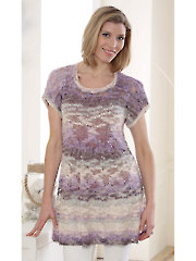 4669: Smock & Gilet Knit Pattern