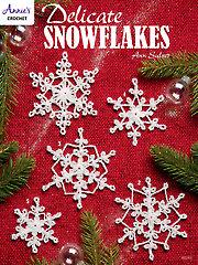 Delicate Snowflakes
