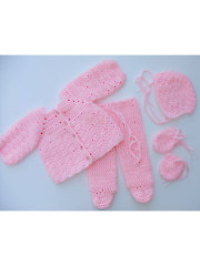 Baylee Baby Girl Set