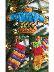 Knitter's Christmas Knit Pattern