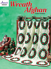 Wreath Afghan