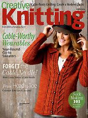 Creative Knitting Winter 2016