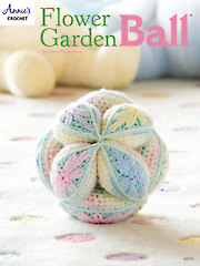 Flower Garden Ball™ Crochet Pattern