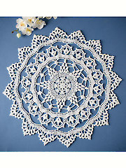Clarice Doily Crochet Kit