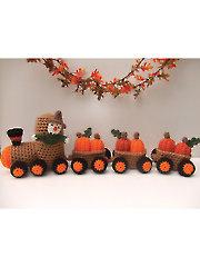 The Pumpkin Express Crochet Pattern