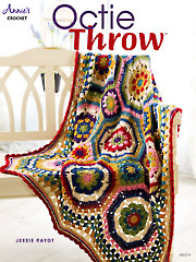 Octie Throw Crochet Pattern