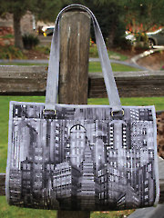 Show Off Bag Sewing Pattern