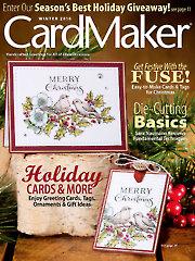 CardMaker Winter 2016