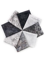 Stonehenge Gradations Graphite Fat Quarters - 8/pkg.
