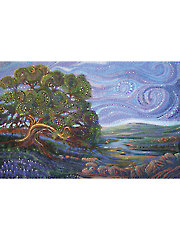 "Artisan Spirit Dreamscapes Digital Panel - 42"" x 27 1/2"""