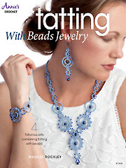 Tatting With Beads Jewelry