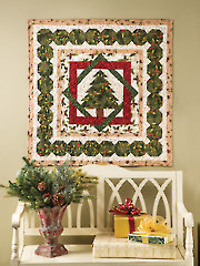 The Perfect Tree Wall Hanging Pattern